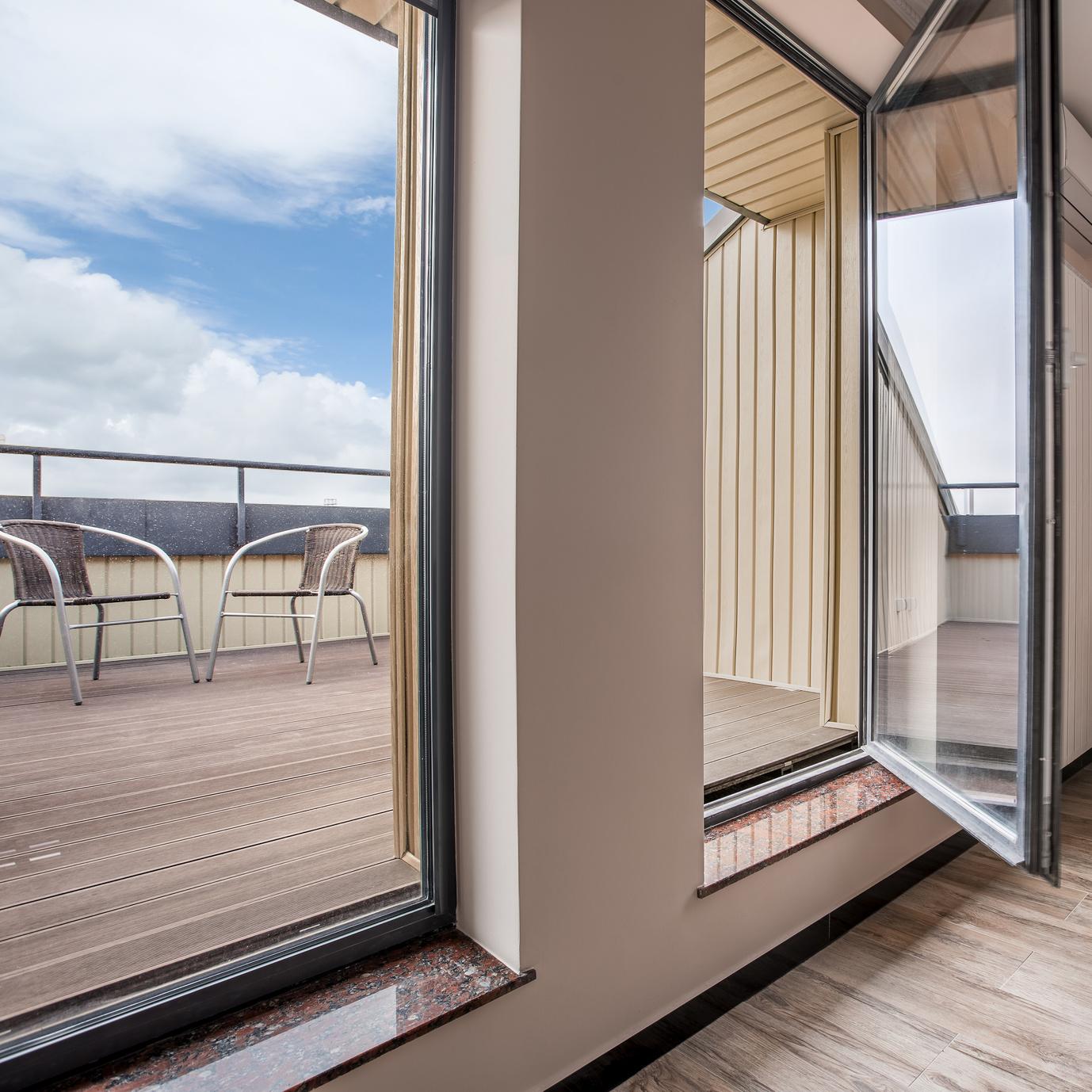 Innenfensterbänke – ein ästhetisches Dämmmaterial – ProfilNET